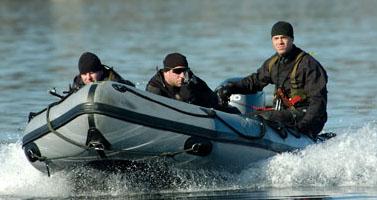 Multipurpose Grand Raid Boat
