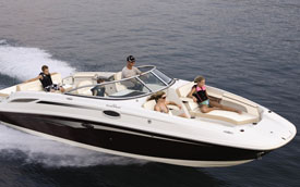 Sea Ray 280 Sundeck Pre owned boat
