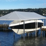 Sunstream boat lift