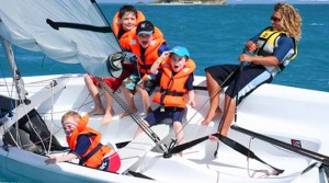 Topper Omega Sailing