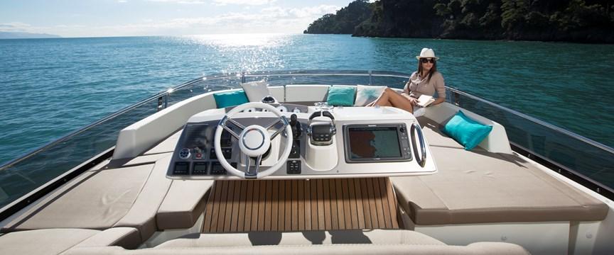 Cannes Sea Trials