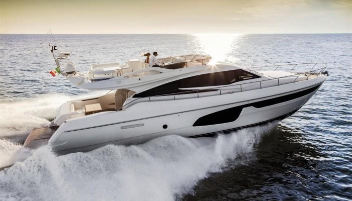 Ferretti 650 Yacht