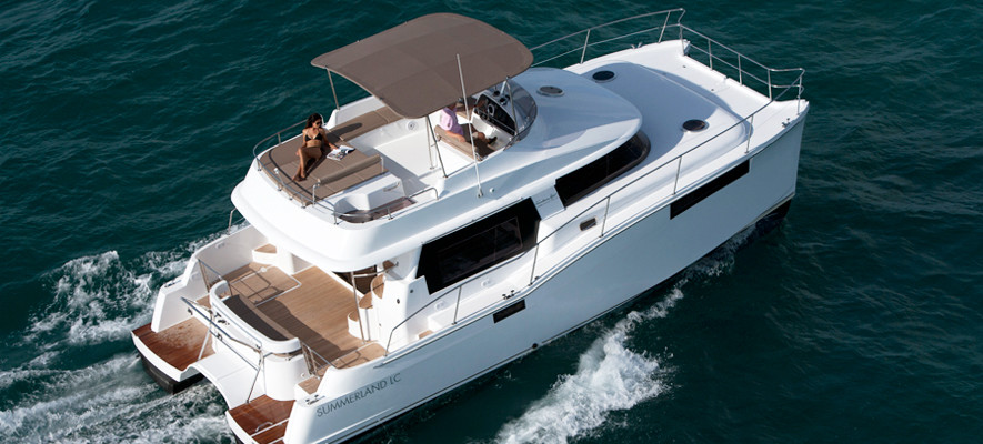 Fountaine Pajot Summerland MY 40 LC