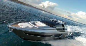 Luxury Yacht Riva 76