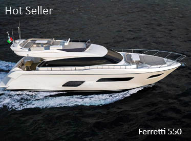 Ferretti Yacht Sales India