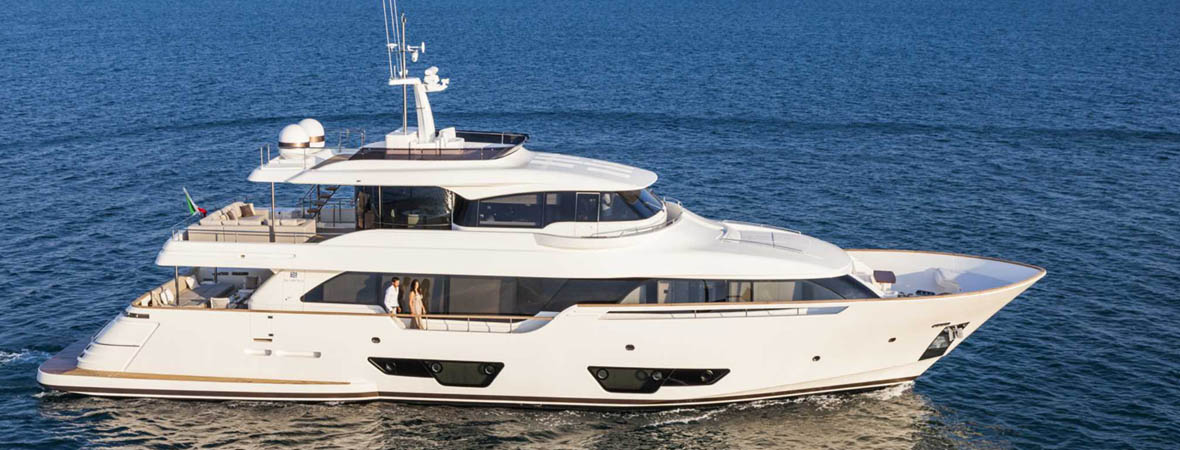 Mega Yacht Dealer India