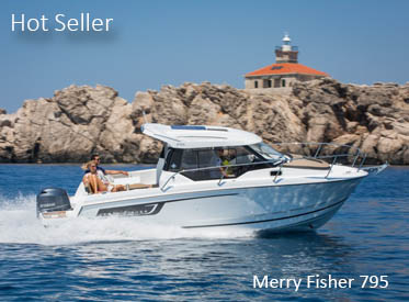 Merry Fisher Boat Dealer India