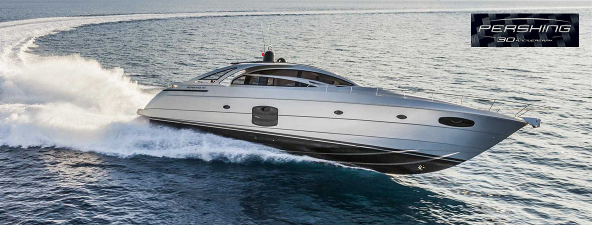 Pershing Yachts Dealer India