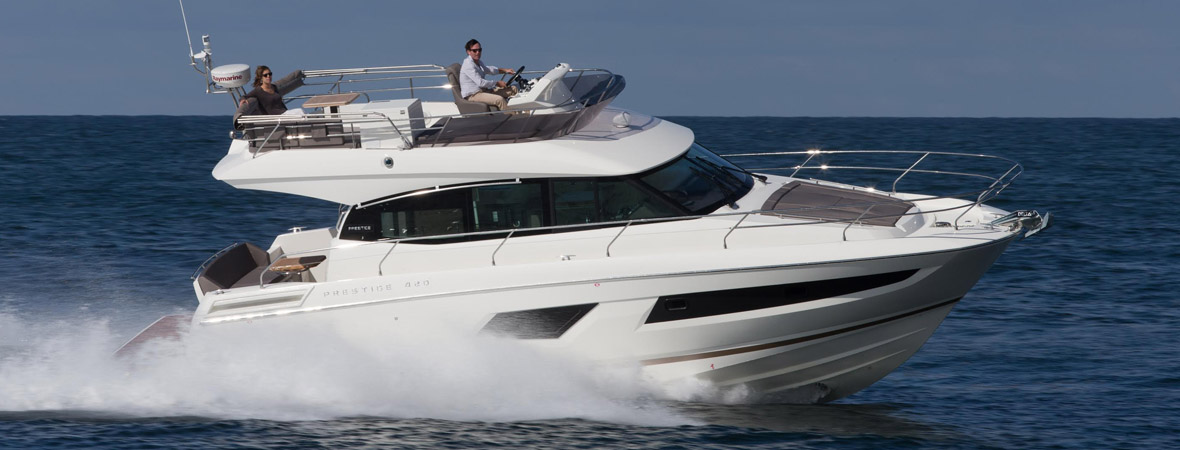 Prestige Yacht Dealer India