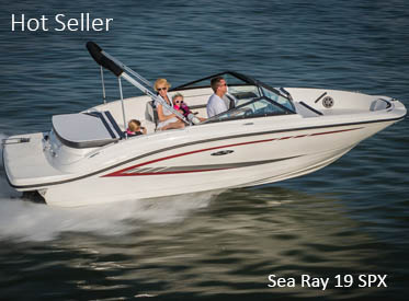 Sea Ray Boat Dealer India