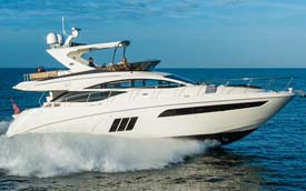 Sea Ray L590 Fly Yacht Dealer In India