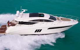 Sea Ray L590 Yacht