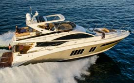 Sea Ray L650 Fly Yacht Dealer in India