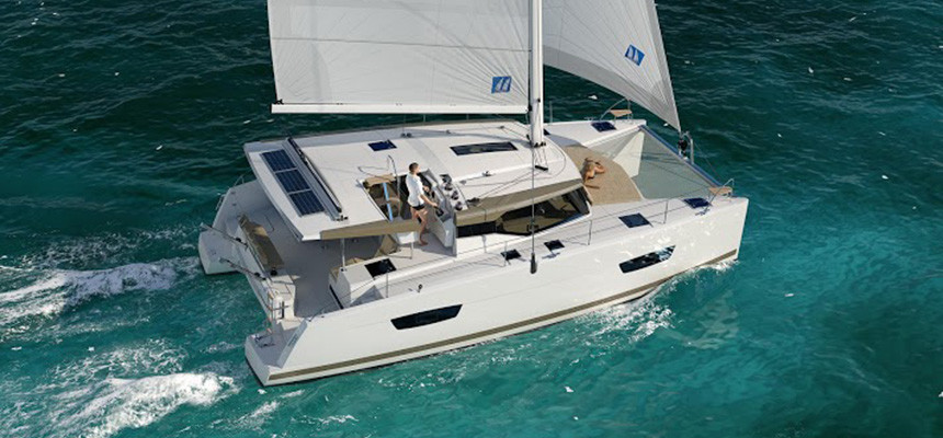 Lucia 40 Fountaine Pajot Catamaran India