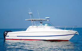 used fishing boat sale
