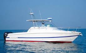 Battutta 33 Pre Owned Boat for Sale in Mumbai India