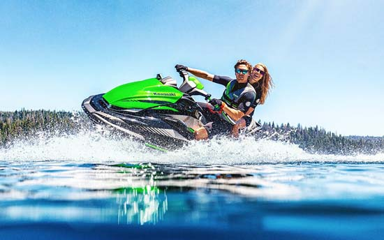2020 Jet Ski STX 160LX Thumbnail