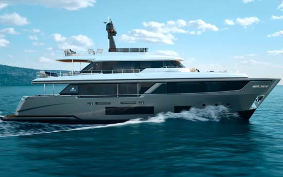 Custom Line Navetta 30 Project Thumbnail