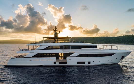 Ferretti Group Custom Line Yachts Thumbnail