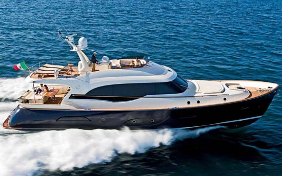 Ferretti Group Mochi Craft Yachts Thumbnail
