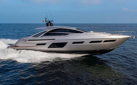 Ferretti Group Pershing Yachts Thumbnail