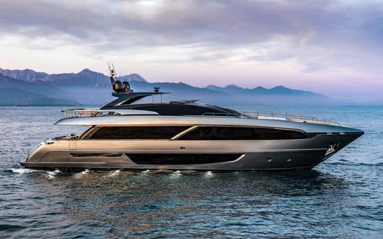 Ferretti Group Riva Yachts Thumbnail