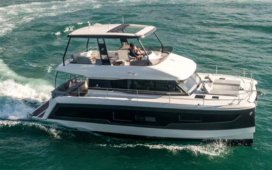Fountaine Pajot Motor Yacht 40 Thumbnail