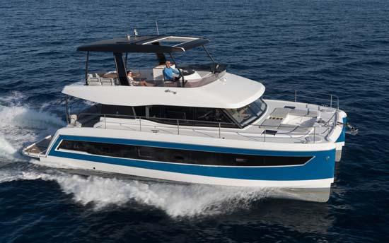 Fountaine Pajot Motor Yacht 44 Thumbnail