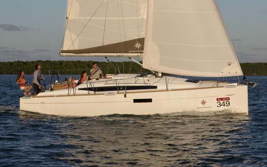 Sun Odyssey 349 Thumbnail