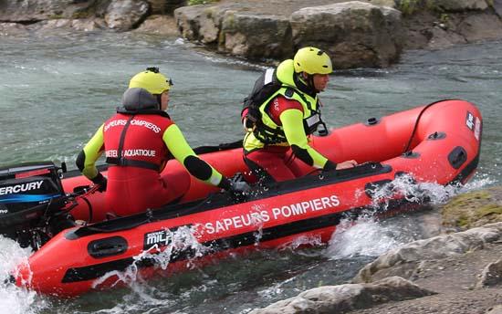 Zodiac Milpro Rescue