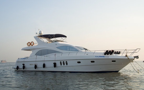 Majesty 66 Pre Owned Yacht