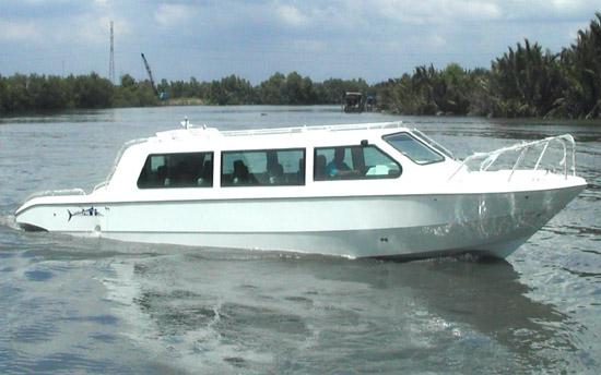 Mercury 11.5 Cabin Ferry Pre Owned Boat