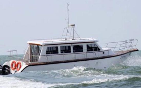NM 12 metre Luxury Passenger Boat Pre Owned