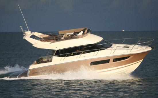 Prestige 350 Pre Owned Yacht