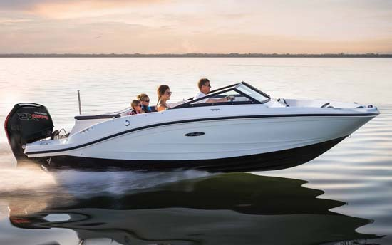 Sea Ray 190 SPX OB Speedboat Special Offer